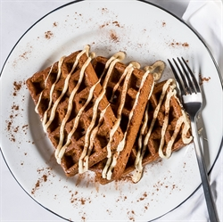 Picture of Gingerbread Waffles